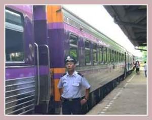 Как доехать до тайланда на поезде