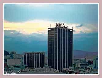 Афинская башня