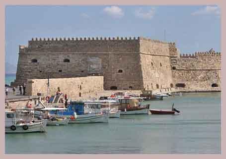 Критская крепость