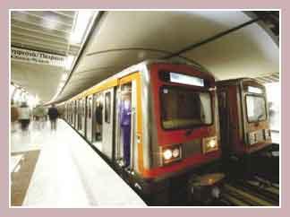 метро Афин
