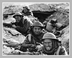 Вторая Мировая Война в Греции