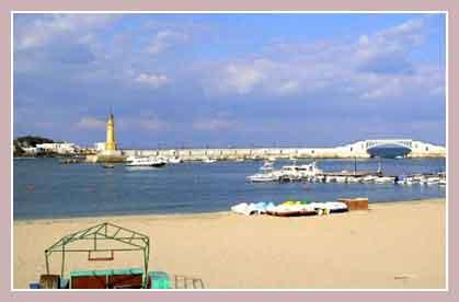 Пляжи Александрии, Египет