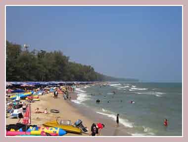 Пляжи Ча-Ама