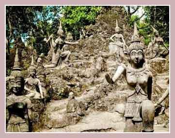 Секретный сад Будды