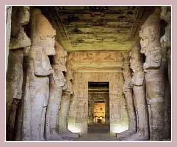 Древние египетские храмы