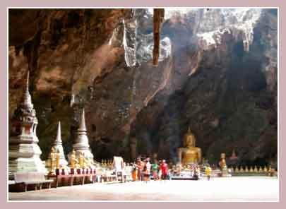 Khao Luang Cave — пещерный храм