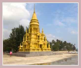 Пагода Лаем Сор Самуи (Laem Sor Pagoda Ko Samui)