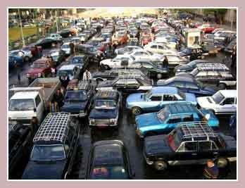 Движение в Египте
