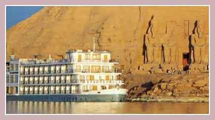 Речные круизы по Нилу