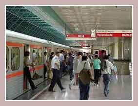 метро в Турции