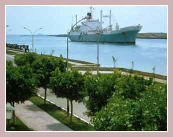 Набережная Порт-Саида