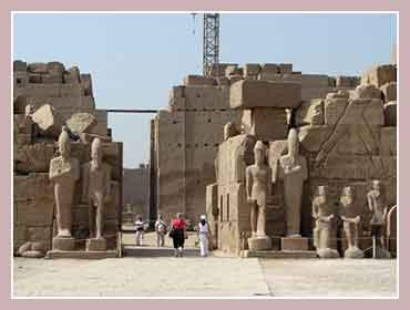 Погребальный храм Амона-Ра.
