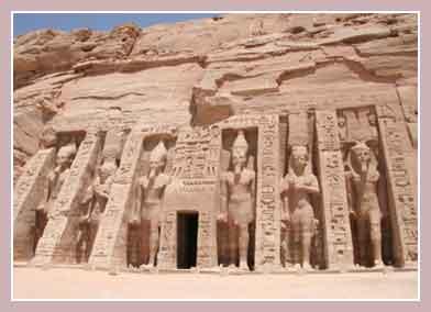 Храм Хатхор.