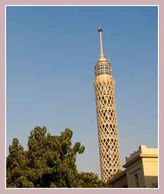 Телевизионная башня в Каире