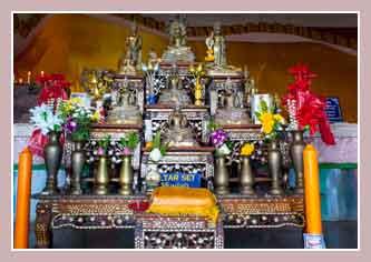 Храм Ват Сирей, Пхукет