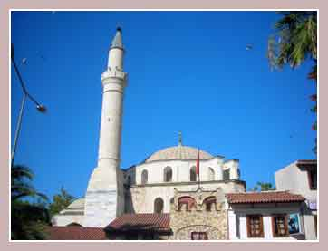 Мечеть Kalei?i Camii