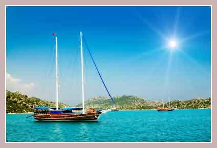 Яхтинг в Кемере