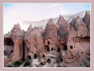 Долина Волшебных Дымоходов