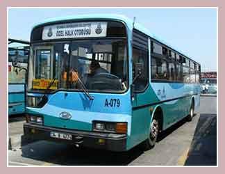 Автобусы Стамбула