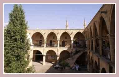 Караван-сарай султана Хафсы
