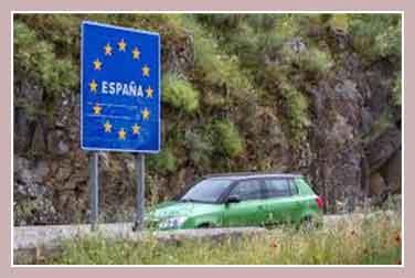таможня Испании