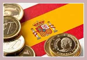 деньги Испании