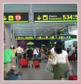 аэропорт «Эль Прат»