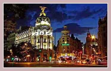 Мадрид(Madrid) – столица Испании