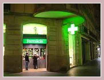 Аптеки в Испании