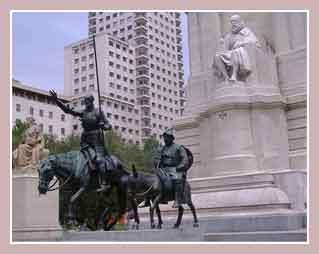 Площадь Plaza Espa?a