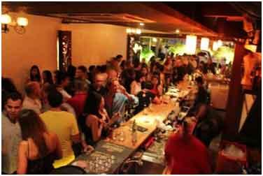 бар в Испании