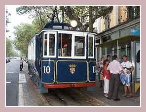 трамвай Барселоны