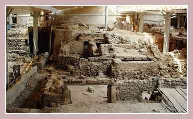 археологический заповедник