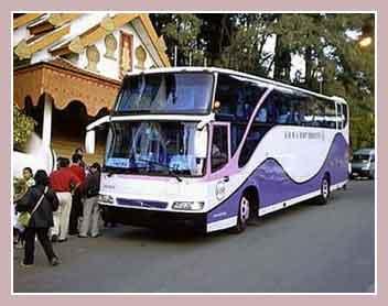 автобусный туризм