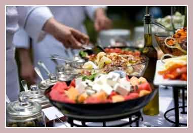 Кухня Санторини