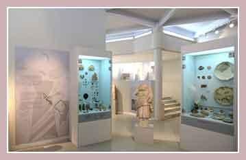 археологический музей Тасоса