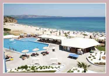 песчаный пляж Трипити