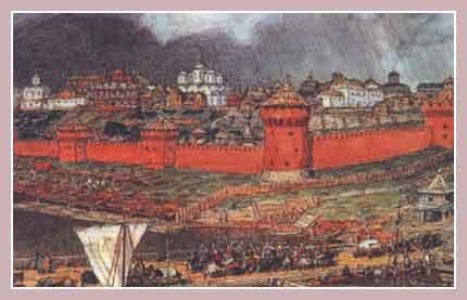 История старинной Москвы