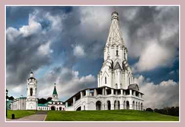 Коломенское в Москве