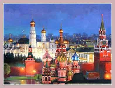 Москва для туриста