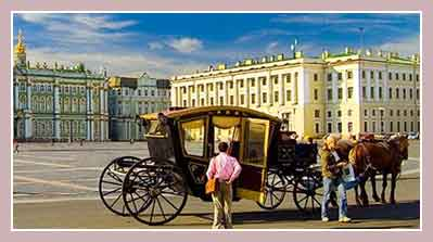 Петербург турист