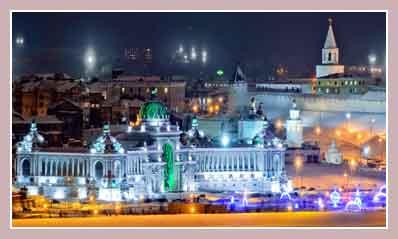 Казань для туриста