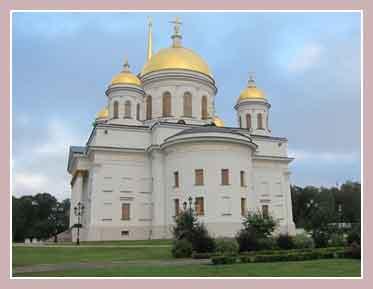 Александро-Невский собор. Екатеринбург