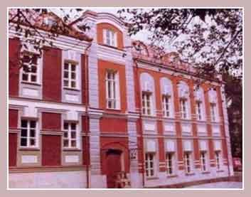 Архиерейская улица. Екатеринбург