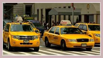 такси Италии