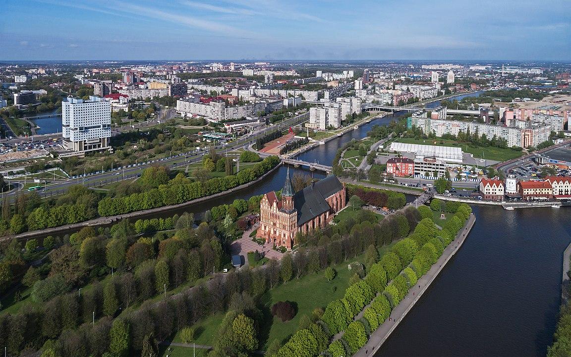 Калининград и Калининградская область для туриста