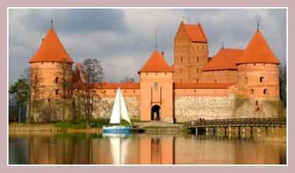 Тевтонские замки