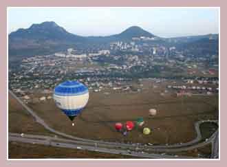Туризм на Кавказских Минеральных Водах