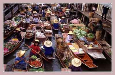 цены на еду в Таиланде