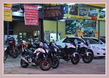 цены на транспорт в Таиланде